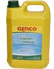 Algicida Choque 5 Litros  - Genco