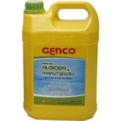 Algicida Manutenção 5 Litros  - Genco