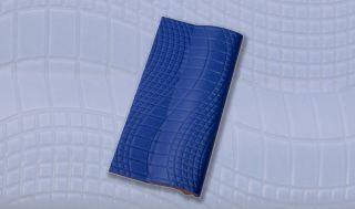 Borda Pastilhada Azul Royal (12x25) cm - Sithal