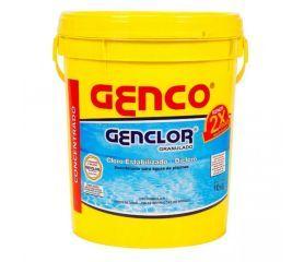 Cloro Genclor 10 Kg.  - Genco
