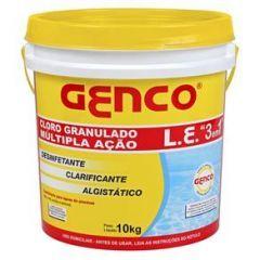 Cloro L.E. 3x1 10 Kg.  - Genco