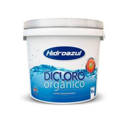 Cloro Orgânico  10 Kg. - Hidroazul