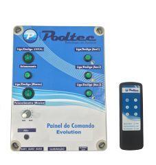 Comando Evolution Modelo A  - Pooltec