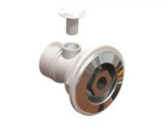 Dispositivo de Hidro ABS Cromado  - Sodramar