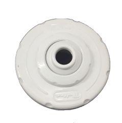 Dispositivo de Retorno Sobrepor 50 mm Branco  - Pooltec