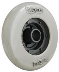 Dispositivo de Retorno Pratic com Canopla Inox  50 mm - Sodramar