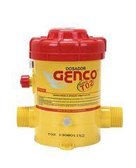 Dosador De Cloro T-02   - Genco