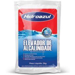 Estabilizador De Ph Elevador Alcalinidade 2 Kg. - Hidroazul