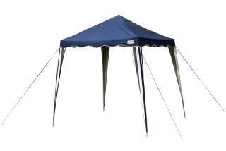 Gazebo Dobrável X-flex Oxford Azul 3,00 x 3,00 M. - Mor