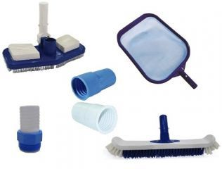 Kit Limpeza  Compact  - Pooltec