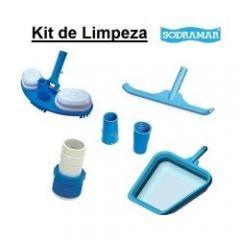 Kit Limpeza Slim   - Sodramar