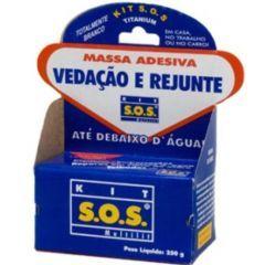 Kit SOS   Secagem Normal Titanium 250 g.  - Veda Tudo