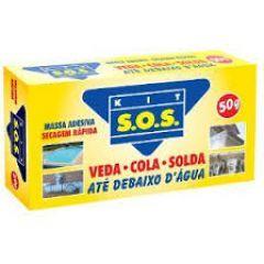 Kit SOS   Secagem Rápida 50 g.  - Veda Tudo
