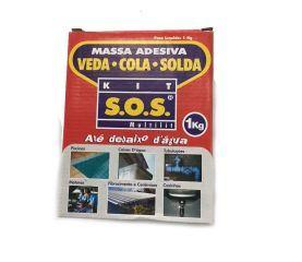 Kit SOS   Secagem Normal 1 Kg.  - Veda Tudo