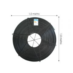 Placa de Aquecimento Solar Espiral - Diâm 1,0  - Spirasol