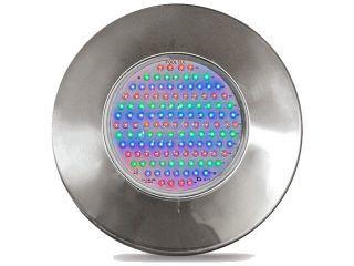 Refletor Steel Led para piscina RGB 125 Extra - Pooltec