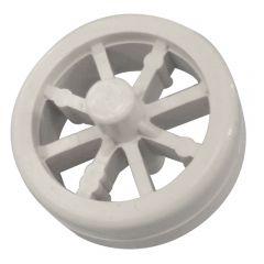 Rolete para Aspirador  8 Rodas  - Sodramar