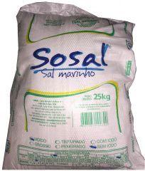 Saco de Sal   25 Kg. - Sosal