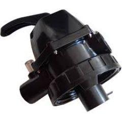 Válvula Multivias  Rosca - sem manômetro 1 1/2'' - Nautilus