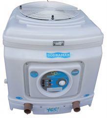 Aquecedor de piscinas Trocador de Calor Trifásico SD-60 (53 M³) 220V - Sodramar