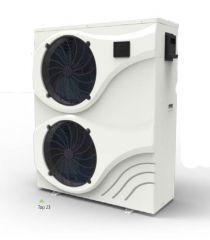 Trocador de Calor Bifásico TOP + 23 (80 M³) 220 V. - Fluidra Brasil / Astral Pool
