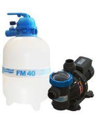 Conjunto Filtro FM-40 com Bomba BMC 50 1/2 c.v. (53 M³) - Sodramar