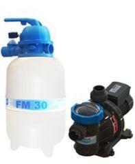 Conjunto Filtro FM-30 com Bomba BMC 25 1/4 c.v. (30 M³) - Sodramar