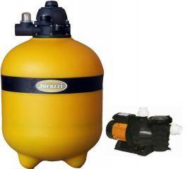 Conjunto Filtro 19 TP com Bomba 1F 1,0 c.v. (92 M³)  - Jacuzzi