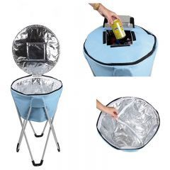 Ice Cooler Pedestal 32L   - Mor