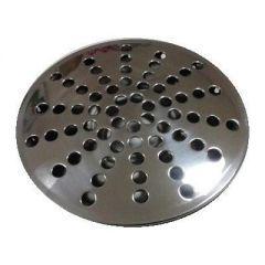 Dreno de Fundo para Sobrepor Aço Inox Plug 60 mm  - Pooltec