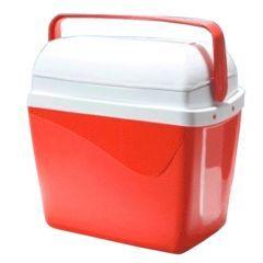 Caixa Térmica Esmeralda 32 Litros Vermelha  - Bells