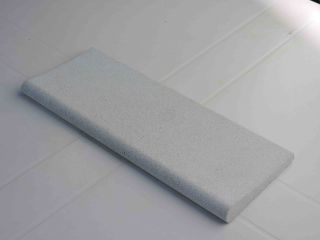 Borda Estrutural Art Slim Cor Bianco (12x30) cm - Pooltec