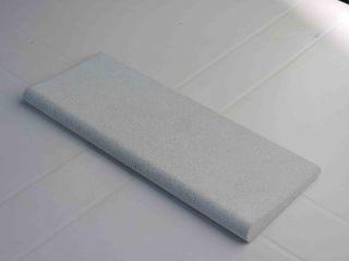 Borda Estrutural Art Slim Cor Bianco (12x30) cm - Pooltec