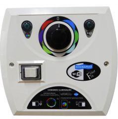 Driver Comando Four Fix para Led com Wi-Fi Com TR 81 W e Retificador  - Sodramar