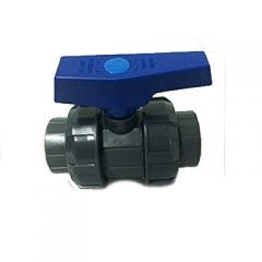 Valvula Esfera E-QUA PVC-U EPDM PN-12   50 mm - Cepex