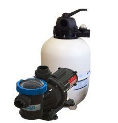 Conjunto Filtro V-40  com Bomba BMC50 Sodramar  - Fluidra Brasil / Astral Pool