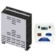 Gerador de Calor Sauna Seca  com Quadro Digital 6 KW (10 M³)  - Sodramar