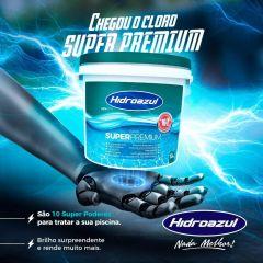 Cloro Super Premium  10 Kg. - Hidroazul