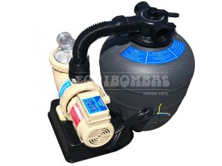 Conjunto Filtro FMS-13 com Bomba  1/3 c.v. (34,4 M³) - Sodramar