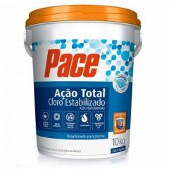 Cloro Pace Ação Total 10 Kg.  - HTH - Lonza