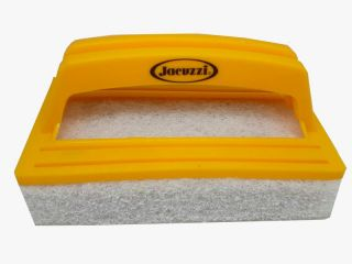 Esponja de Limpeza Com Apoio para Borda  - Jacuzzi