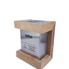 Proteção para saída do Vapor Saunas  - Sodramar
