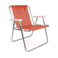 Cadeira de Praia Alta Sannet Coral (002277)  - Mor
