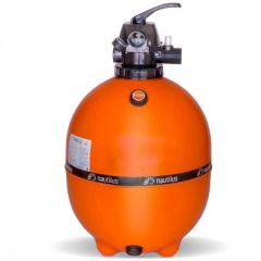 Filtro Para piscina em Polietileno F 550 P  - Nautilus