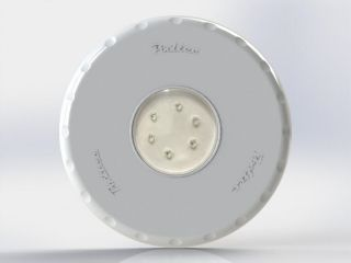 Refletor Tecno Led Extra ABS Super Led 6 Branco - 18 W  - Pooltec